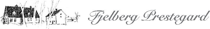 Fjelberg Prestegard