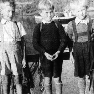 Barndomsminne frå Fjeldberg 1947-49