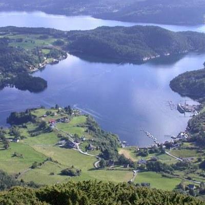 Det geologiske naturgrunnlaget på Fjelbergøya