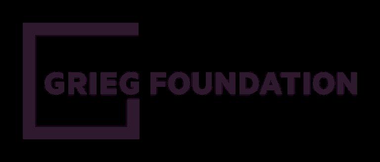 Logo Grieg Foundation